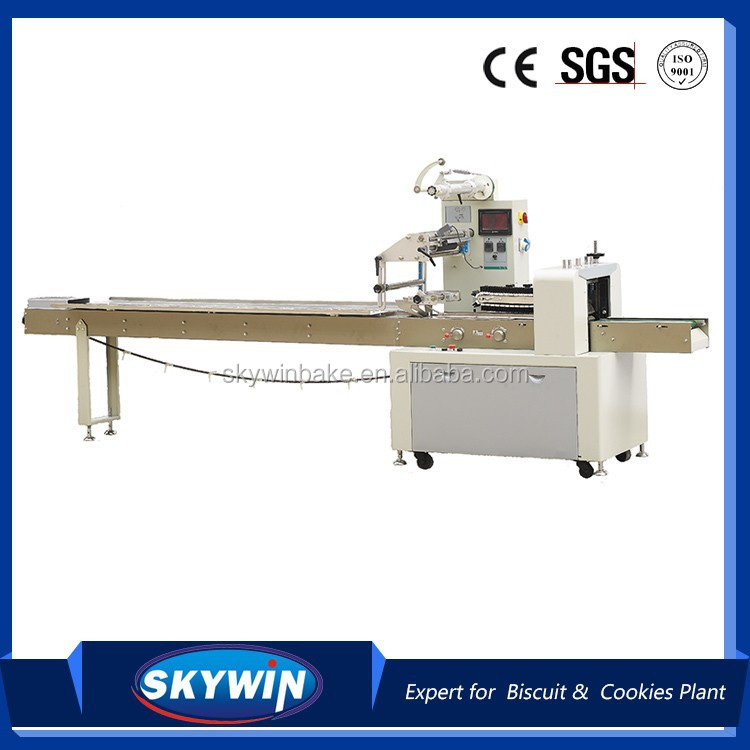 SK-380I Dual Frequency Flow Packing Machine