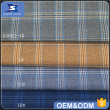 Guangzhou Textile BEST Mens Trousers Fabric TR Woven Stripe Suit Fabric for Wholesale