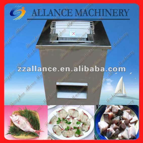 40 New Type Fish Fillet Cutting Machine