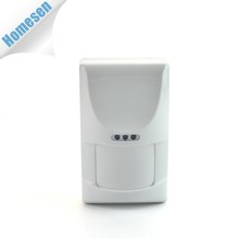 2*1.5V Battery Powered 433.92mhz Wide Angle Wireless PIR Infrared Motion Sensor