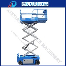 High quality one man lift used vertical electric hydraulic lift for painting