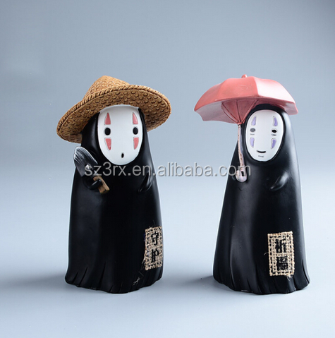 Wholesale Customized Cartoon Character Ghost Plastic Figure Toys,Custom made Vinyl Toys Factory,Vinyl Decorating Toy