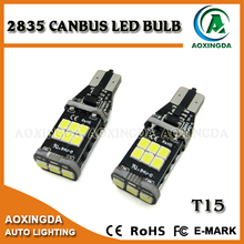 921 error free LED reverse parking light