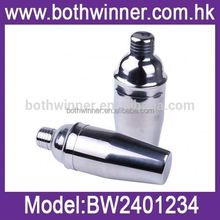 stainless steel salt pepper shakers ,MW020 stainless steel cocktail shaker gift set