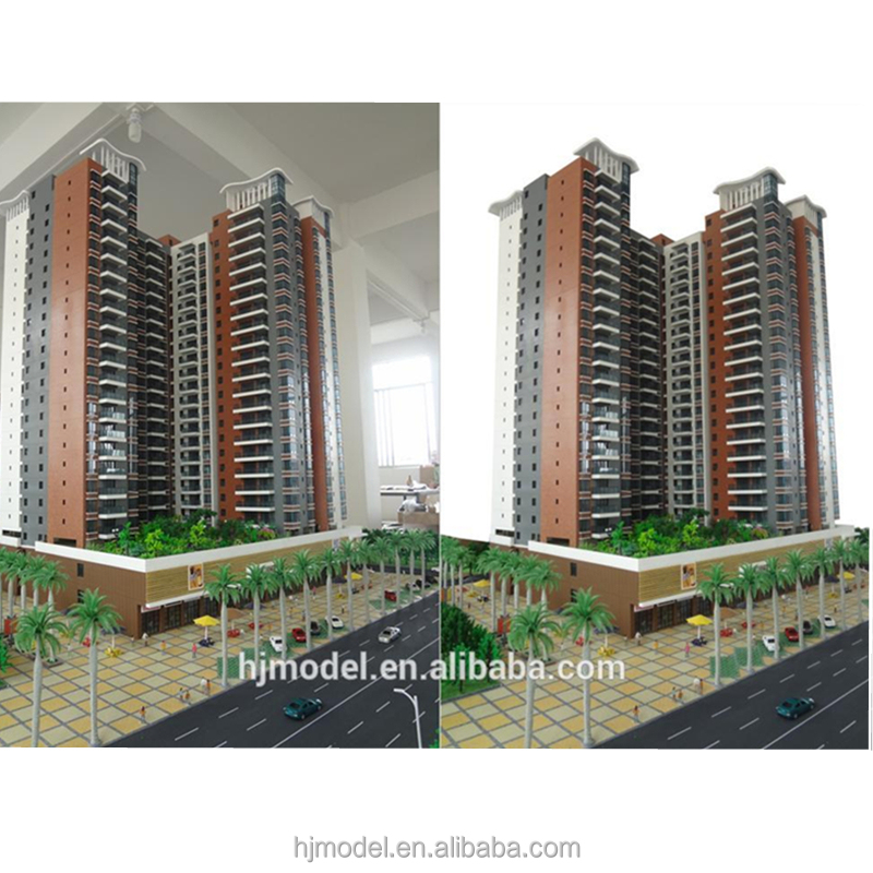 Best Design!!! Solo Customized architectural model making for developers