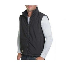 Adults wearing Health Care Smart Battery Control Electrical Heating Vests /Jackets