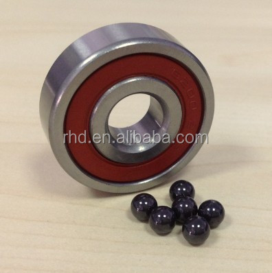 hybrid bearing 6902 for bicycle