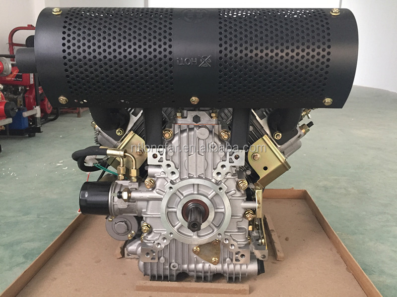25hp twin cylinder kirloskar air-cooled diesel engine greaves lister diesel engine for sale
