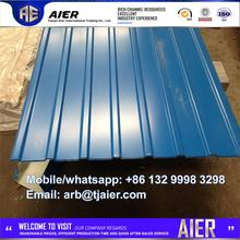 Multifunctional corrugated steel plate outdoor wall galvanized panels for wholesales