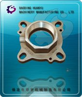 precision casting stainless steel flange joint for machinery parts
