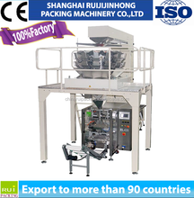 High quality vacuum pouch potato chips packing machine