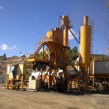 Effective YLB2000 Mobile Asphalt Mixing Plant at Best Selling Price