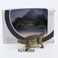 OEM high quality soft tpr dinosaur toy for children gift