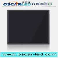 Professional car tft lcd roof mounted monitor tv usb 14 inch lcd monitor with high quality