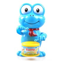 New toys wind up frog toy for wholesale