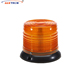 High quality Amber 48w emergency beacon led warning light with magnetic plastic base