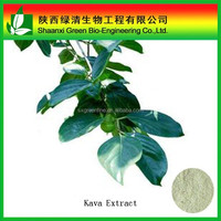 China manufacturer wholesale kava extract kavalactones 30% 40% 50% 70%, raw materials