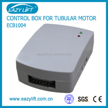 Garage door opener controller/ Control box for tubular motor