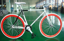 wholesale high quality 700c single speed fixed gear bike CE approved china fixie