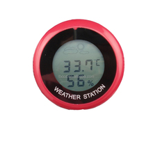 Mini Digital LCD Travel Weather Station