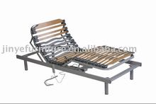 adjustable slatted bed base