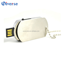 Dog tag shape 128gb usb 3.0 flash drive,128gb mini usb flash drive