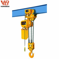 Fast delivery oem design 1/2 t 1 ton lifting electric chain hoist 2019
