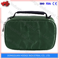 Factory direct sale outdoor logo pet first aid bag