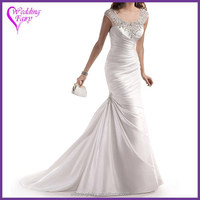 TOP SELLING!!! OEM Factory Custom Design used plus size wedding dresses