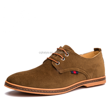 EUROPEAN AUTUMN NEW DESIGN FASHION CASUAL FABRIC MEN SHOES