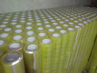 Transparent Self Adhesive Packing Bopp Jumbo Roll Tape of Part