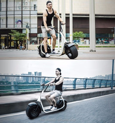 1000W mini Adult Electric Scooter bike /2 wheel electric Motorcycle with pedals---MINI
