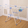 JP-109PS Africa Hot Sale Folding Retractable Baby Clothing Rope Hanger