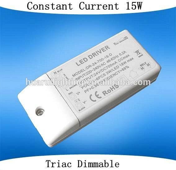 Original factory manufacturer led trafo 12v ac dc regulated dimmable LED driver