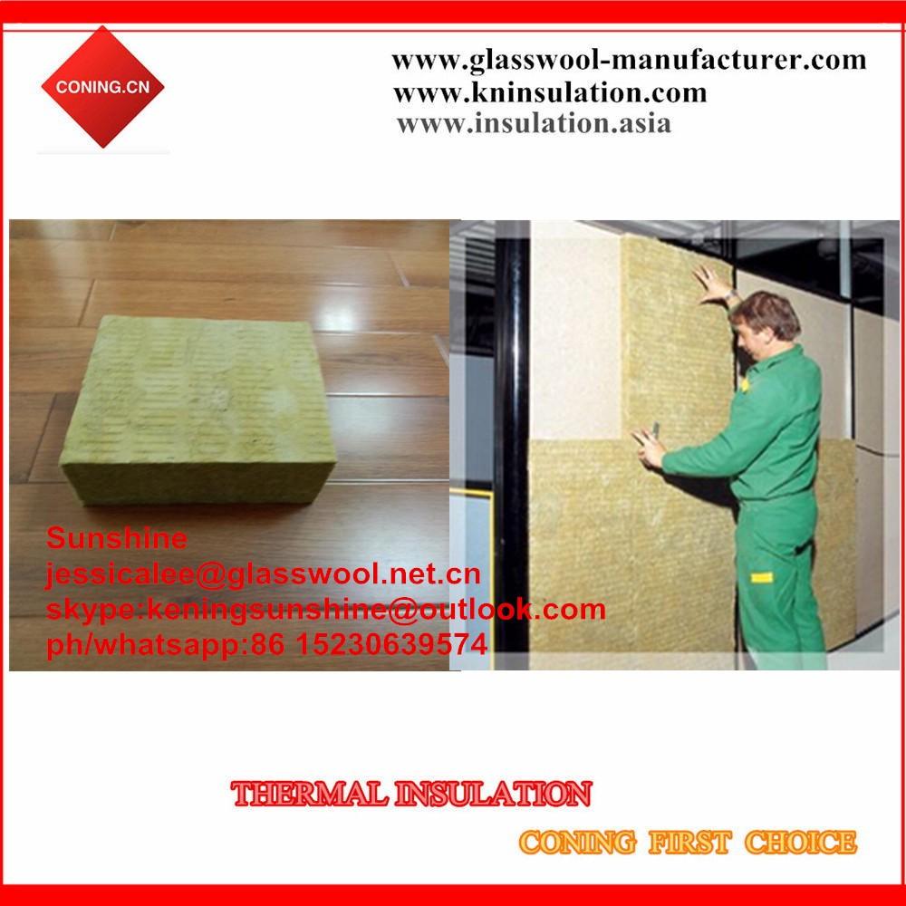 Best price roxul insulation rock wool board buy rockwool for Roxul foil faced mineral wool