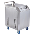 304 stainless small volume portable steam carwash machine