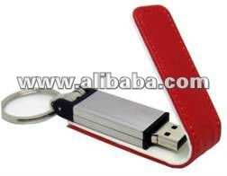 Leather USB U04 Pen drives Flash Drives