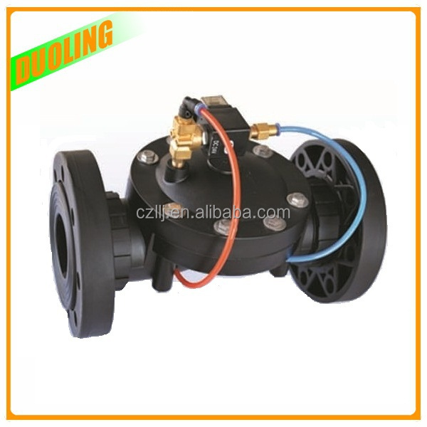 "Nylon material DN125 5"" priority valve for flow control Cheap price"
