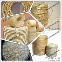 Colored wholesale braided hemp rope for sale