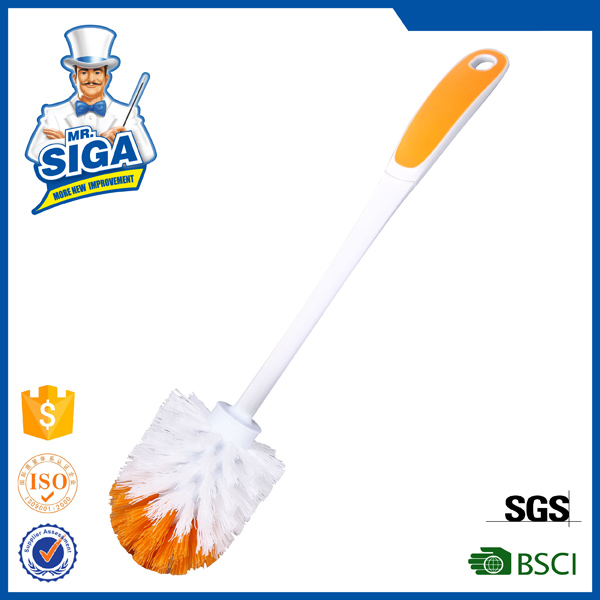 Mr. SIGA 2016 Toilet Brush With Plastic Handle