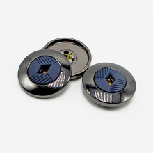 YX4087 Fashion Metal Snap on Buttons for Shirts