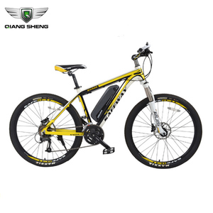 The Cheapest High Quality Mountain VTT Electric Bicycle for Sale Supplier