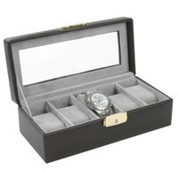 Shenzhen Multiple Elegant 5 Slot Wooden Watch Box