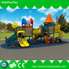 China Children Outdoor Playground Plastic Playground Manufacturer