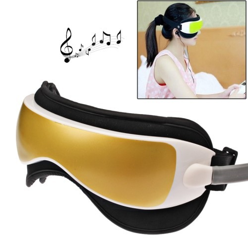 Best quality Air Pressure Vibration electric Music Eye Massager overall massage