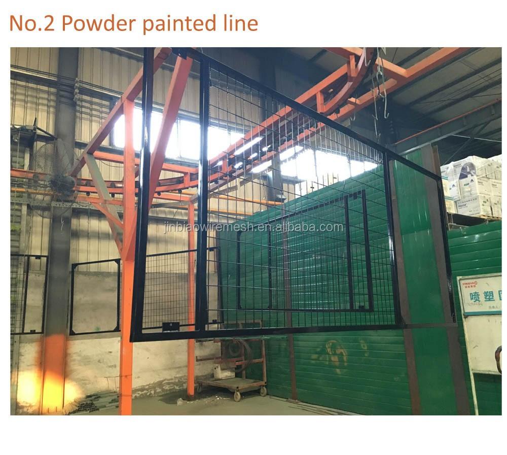Hebei Jinbiao hochwertigen 3d-gebogenem zaun weld maschendrahtzaun ...