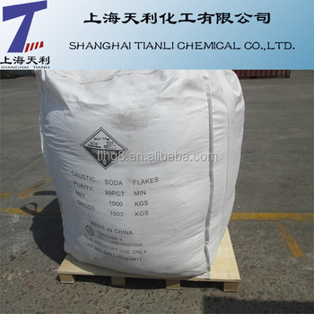Low Price 98% - 99% NaOH Flakes