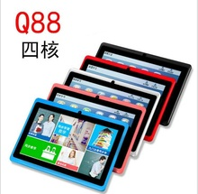 China Supplier Shenzhen 7 Inch tablet 7 Android Sex Tablet Q88 A13 tabletas Best Price Mini Pad Tablet Pc Q88 in stock