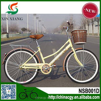 24'' Lady Beach Bicycle/ Women beach Bike/ adult chopper bicycle beach cruiser bike