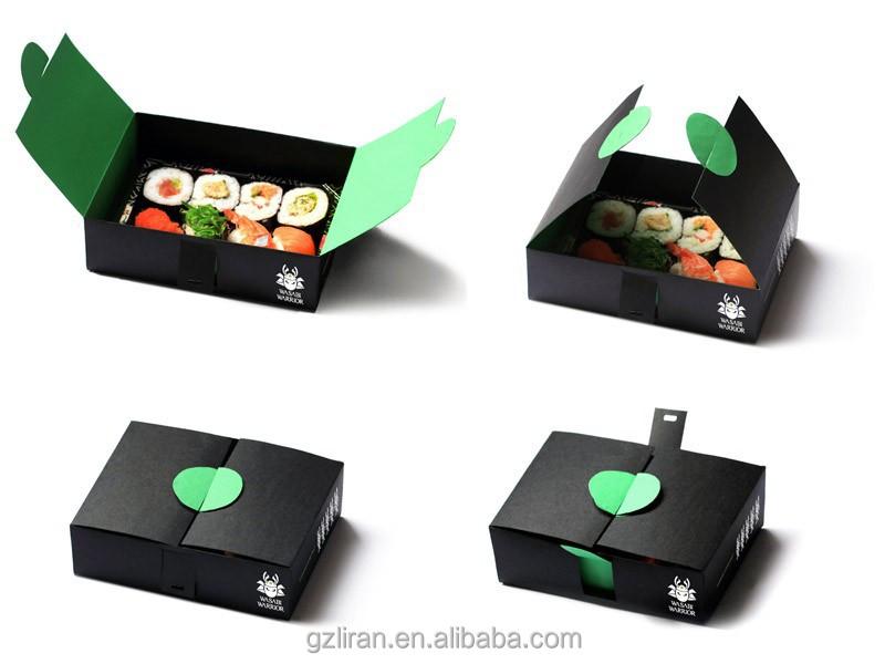 Упаковка для суши своими руками 27